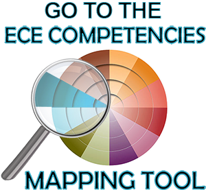 ECE competencies mapping tool